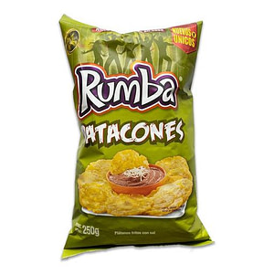 patacones Rumba